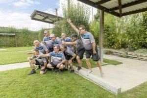 Platzger Team Hängelen