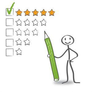 bewertung; empfehlung; kundenbewertung; kundenempfehlung; kundenzufriedenheit